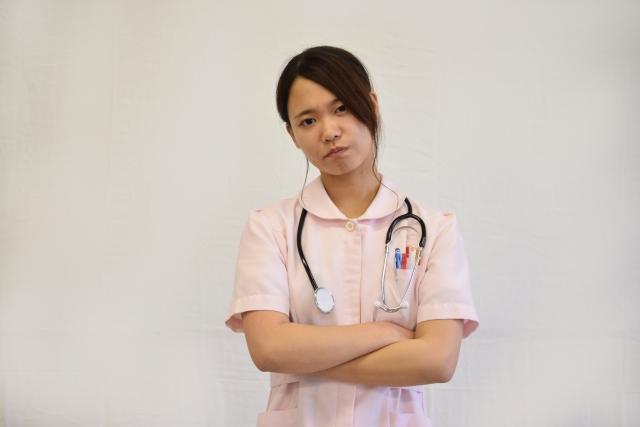 転職を考える看護師
